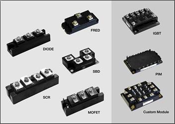 二极管模块,可控硅模块,igbt模块,整流桥模块,gtr