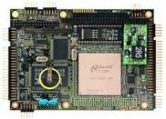PII级双网口嵌入式工控主板,PC104总线