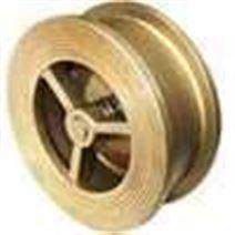 对夹升降式止回阀(全铜)  DN80