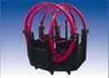 螺线管差动整流半波输出电路图