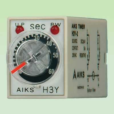 h3y-2时间继电器