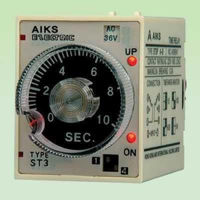 st3p时间继电器-香港爱克斯国际集团公司
