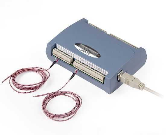 八通道USB�犭�偶���采集系�y