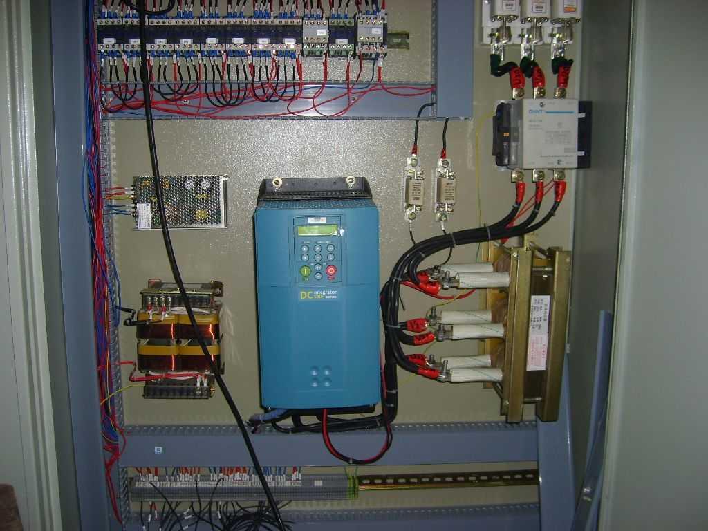 齐全 电控柜设计制作安装调试