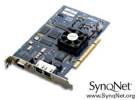 基于SynqNet技术的多轴运动控制卡(控制器)MEI