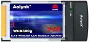 WCB300g 54M无线网卡