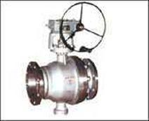 Q347H-25P蜗轮球阀