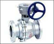 API Q347F-300Lb 美标蜗轮球阀