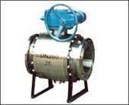 抗硫固定式球阀