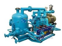 2BW系列液环真空泵闭路循环系统