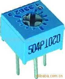 玻璃釉电位器3362
