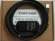 特价供应TSXPCX3030施耐德PLC编程电缆