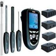多功能测量仪 ( 差压,风速,温度,湿度,CO2,CO,大气压)