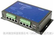 MOXA UC-7408-CE 8个串口,Linux操作系统,专为数据提取而设计的嵌入式工业计算机