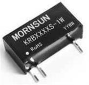 KRB0512S-1W -宽压输入非隔离稳压输出系列DC/DC