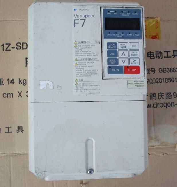 cimr-f7a4011 安川变频器