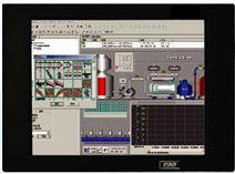 工业触摸屏显示器