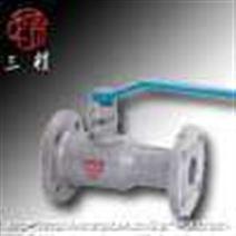 Q41PPL全通径整体高温球阀