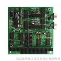 PC-104总线隔离型单口/双口CAN接口卡