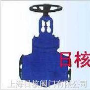 WDJ41德标、国标对焊式波纹管截止阀