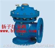 水力控制阀:膜片式液压、气动快开排泥阀