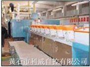 圆网印花机分电机传动现场总线控制系统