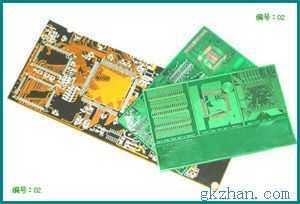 单、双面和高频线路板及多层电路板pcb