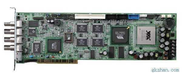 DVR网络监控系统