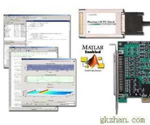 MATLAB数据采集用函数库ML-DAQ