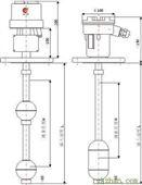 磁浮球液位变送器