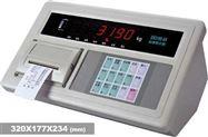 電子汽車鎊稱XK3190-A9平臺磅秤顯示器