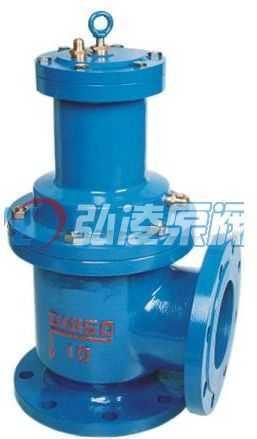 J644、J744X液压、气动角式快开排泥阀
