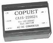 CA15-220S24-AC/DC电源模块CA15W