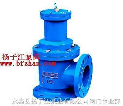 水力控制阀:J644X型/J744X型液压、气动角式快开排泥阀