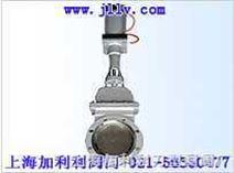 PZ673H暗杆气动刀形闸阀