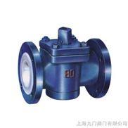二通内螺纹旋塞阀(X13W)、--上海九门-旋塞阀系列产品: