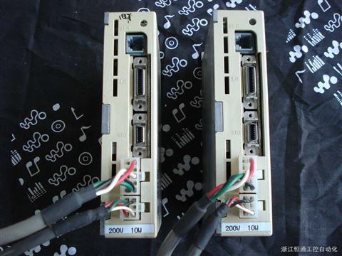 松下伺服驱动器 MSD1A321EA
