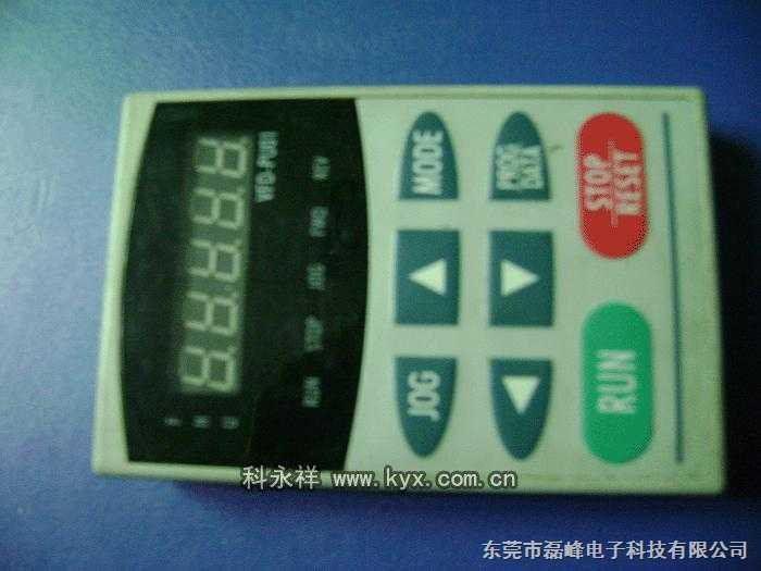 vfd-pu01 台达b系列变频器面板vfd-pu01/台达变频器面板