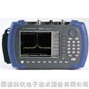 手持式射频频谱分析仪