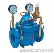 HC200X减压阀/特大薄膜型高灵敏度水减压阀/高灵敏度蒸汽减压阀/大流量减压阀