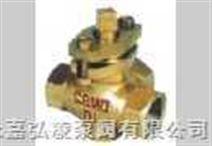 X14W-1.0T三通内螺全铜旋塞阀