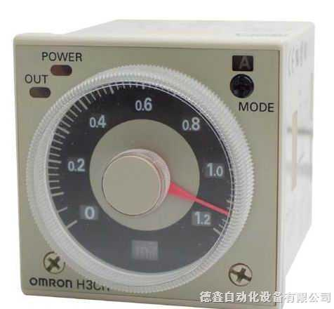 24vdc--欧姆龙时间继电器