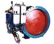 DX7K41H型--蓄能罐式液控缓闭止回蝶阀