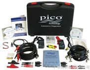 Pico 2和4通道专业汽车示波器丨汽车发动机分析仪