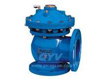 JM744X/JM644X隔膜式液压、气动快开排泥阀