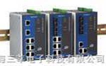 MOXA EDS-505A-MM-SC 5口进阶网管型冗余工业以太网光纤交换机