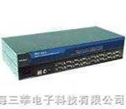 MOXA UPort 1650-16 16串口RS-232/422/485 USB转串口集线器