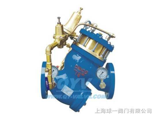 yq980010型(qy20010) yq980010型(qy20010)过滤活塞式预防水击泄放阀图片