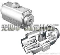 10DA-双作用系列气动执行器 无锡市气动元件总厂
