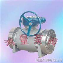 Q47H型锻钢高压球阀